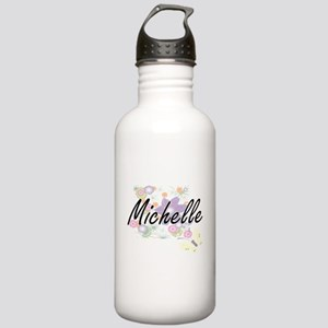 Michelle Artistic Name Stainless Water Bottle 1.0L