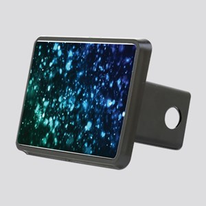 Shine Abstract Rectangular Hitch Cover