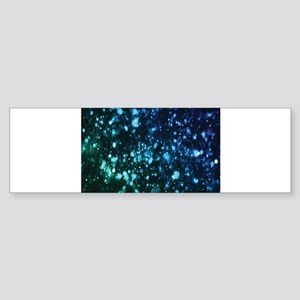Shine Abstract Bumper Sticker