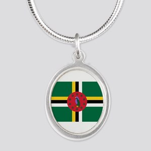 Dominica Flag Necklaces