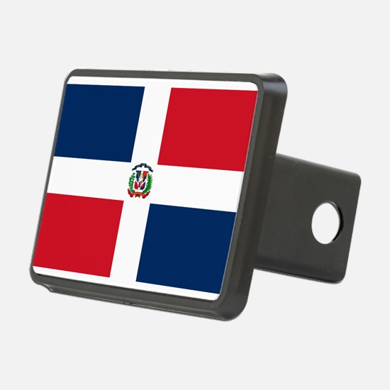 Dominican Republic Flag Hitch Cover