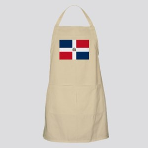 Dominican Republic Flag Apron