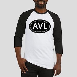 Asheville NC AVL Baseball Jersey