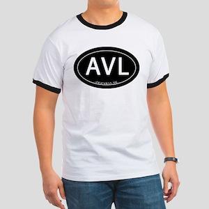 Asheville NC AVL Ringer T