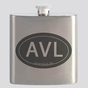 Asheville NC AVL Flask