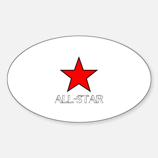 ALL STAR Decal
