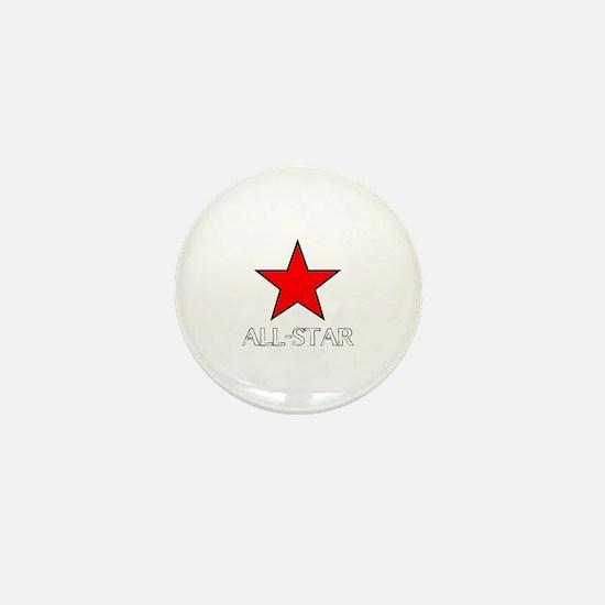 ALL STAR Mini Button