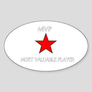 ALL STAR MVP Sticker