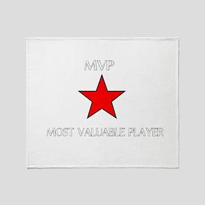 ALL STAR MVP Throw Blanket