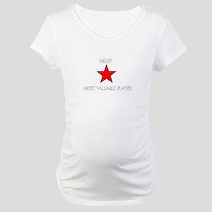 ALL STAR MVP Maternity T-Shirt