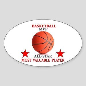 BASKETBALL MVP ALLSTAR Sticker