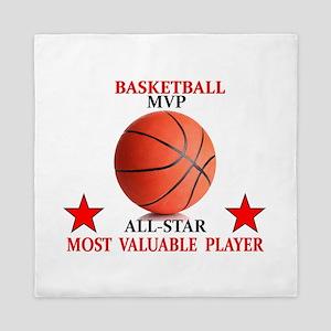 BASKETBALL MVP ALLSTAR Queen Duvet
