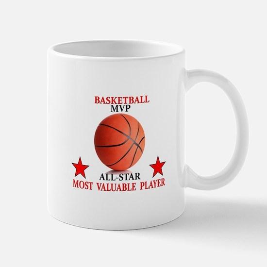 BASKETBALL MVP ALLSTAR Mugs