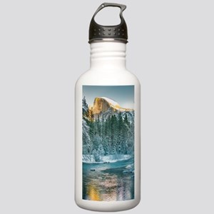 Half Dome in Winter Stainless Water Bottle 1.0L