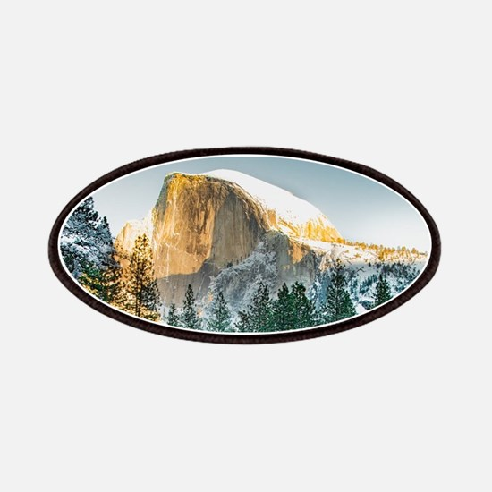 Half Dome in Winter Patch