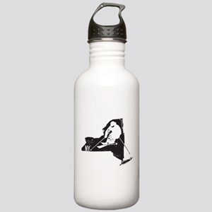 Ski New York Stainless Water Bottle 1.0L