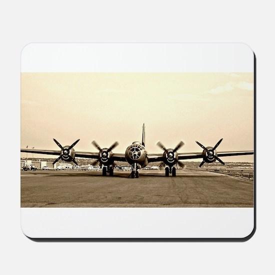 FIFI B-29 Vintage USAF Bomber Mousepad