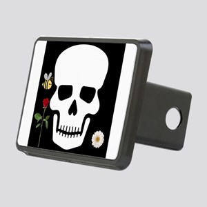 Abby Skull Hitch Cover