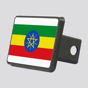 Ethiopia Flag Hitch Cover