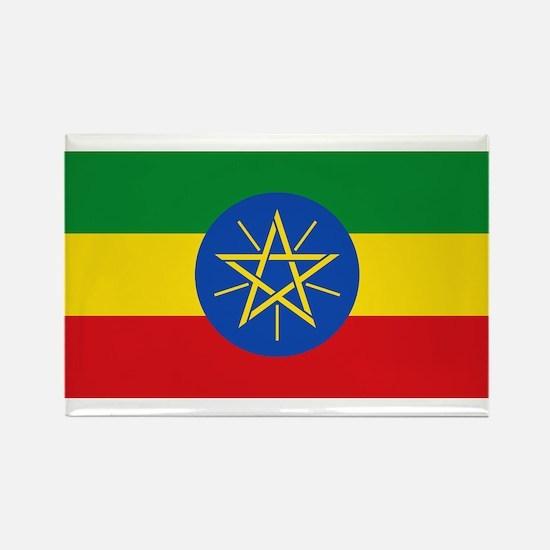Ethiopia Flag Magnets