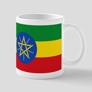 Ethiopia Flag Mugs