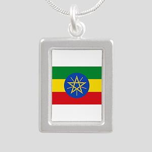 Ethiopia Flag Necklaces