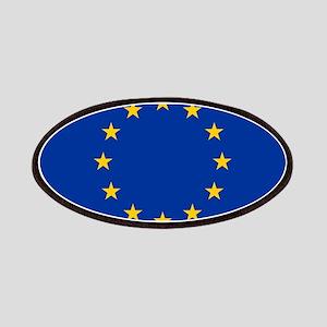 European Union Flag Patch