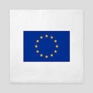 European Union Flag Queen Duvet