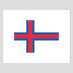 Faroe Islands Flag Posters