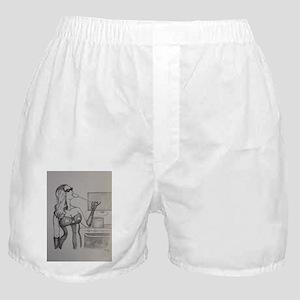 Superhero Stew Boxer Shorts
