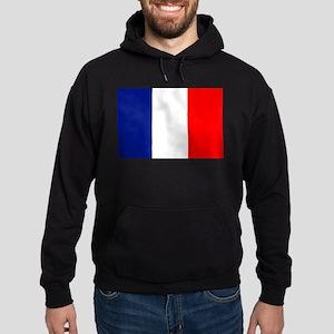 France Flag Hoodie