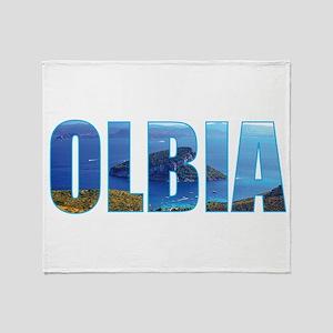 Olbia Throw Blanket