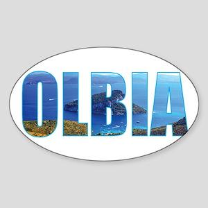 Olbia Sticker