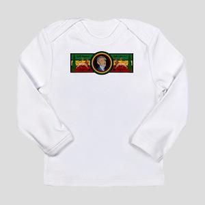 Smile Selassie Long Sleeve T-Shirt
