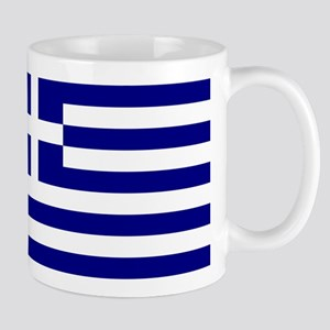 Greece Flag Mugs