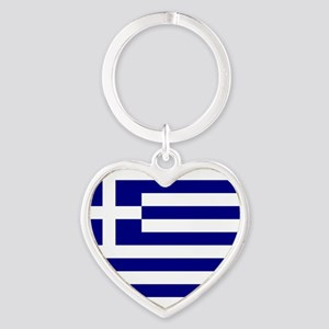 Greece Flag Keychains