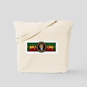 Smile Selassie Tote Bag