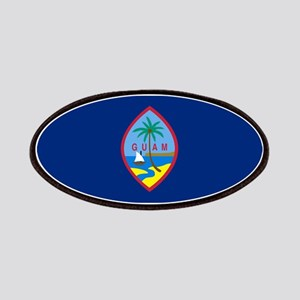 Guam Flag Patch