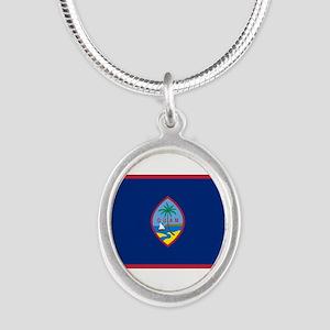 Guam Flag Necklaces