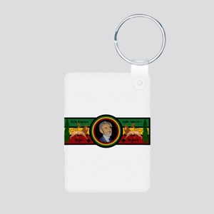 Smile Selassie Keychains