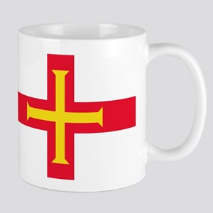 Guernsey Flag Mugs