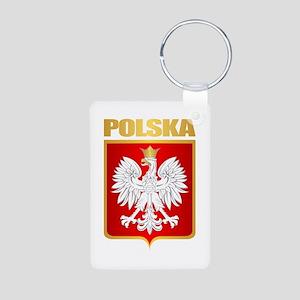 Poland COA Keychains