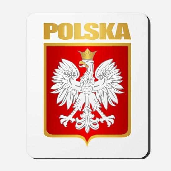 Poland COA Mousepad