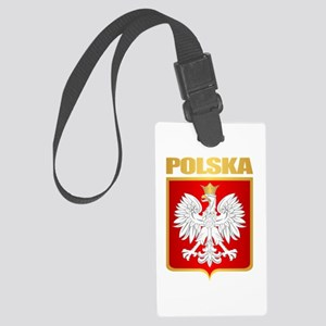 Poland COA Luggage Tag