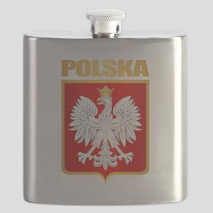 Poland COA Flask