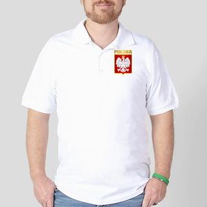 Poland COA Golf Shirt