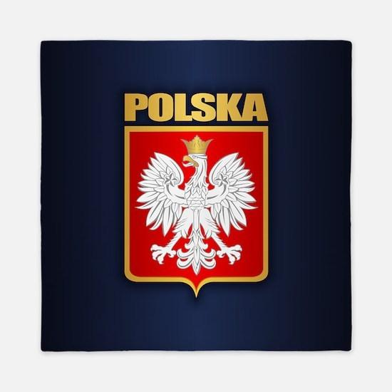 Poland COA Queen Duvet