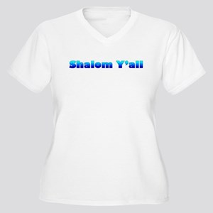 6b1b136a216 Funny Shalom Women s Plus Size T-Shirts - CafePress
