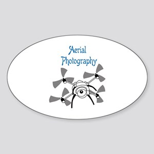 Aerial Photography Sticker