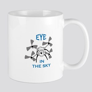 Eye In The Sky Mugs